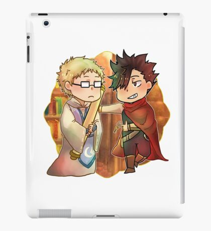 HQ - KuroTsuki RPG iPad Case/Skin