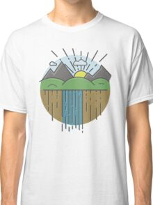 The Waterfall Classic T-Shirt