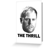 "Phil ""The Thrill"" Kessel Greeting Card"