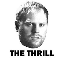 "Phil ""The Thrill"" Kessel Photographic Print"
