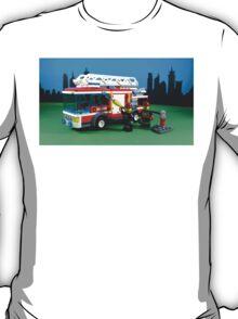 FIRE TRUCK, FIRE TRUCK, FIRE TRUCK T-Shirt