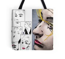 Makeup & Art Tote Bag