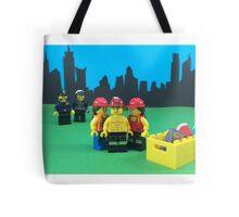 Cops Get No Love Tote Bag