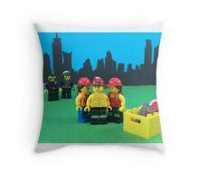 Cops Get No Love Throw Pillow