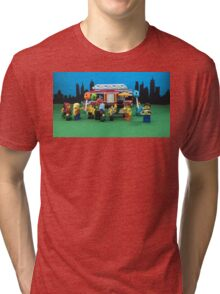 Fund Raising Tri-blend T-Shirt