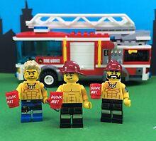 DUNK ME! by LegoLegion