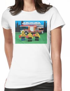 DUNK ME! Womens Fitted T-Shirt