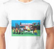 Happy Fireman Xmas Unisex T-Shirt