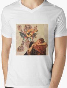 Illumination II Mens V-Neck T-Shirt