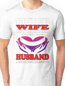 Awesome Floridian Husband Unisex T-Shirt