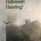 Haunted Halloween by Celeste Mookherjee