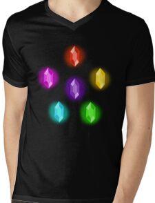 The Original Elements Mens V-Neck T-Shirt