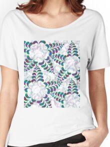 flower 4 Women's Relaxed Fit T-Shirt