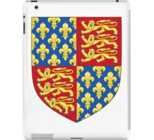 Coat of Arms of England (1340-67) iPad Case/Skin
