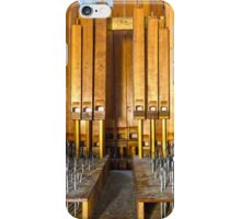 Pipe Organ Pipes iPhone Case/Skin