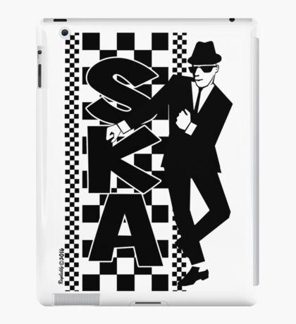 Ska Dude iPad Case/Skin