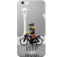 Keep on Moving iPhone Case/Skin