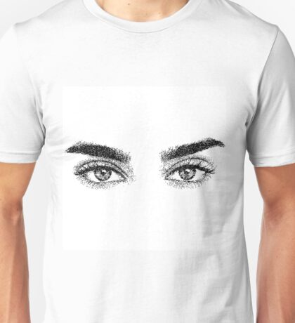 Lauren Jauregui - Eyes Unisex T-Shirt