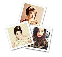 Zoella Polaroids! by AllaBeck