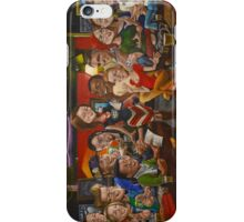 Mrs Smith's Great Britain Hotel Pub Trivia Last Supper iPhone Case/Skin