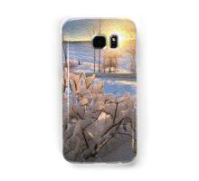 Maine Samsung Galaxy Case/Skin