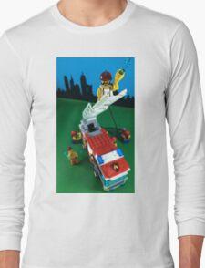 Fireman Long Sleeve T-Shirt