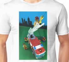Fireman Unisex T-Shirt