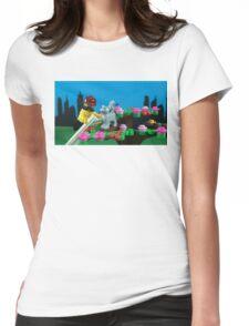 Hero Womens Fitted T-Shirt