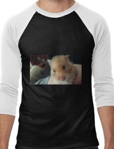 hamster Men's Baseball ¾ T-Shirt