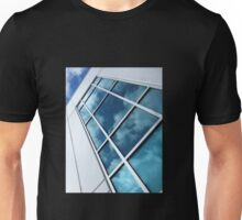 Reflections Of A Sunlit Sky Unisex T-Shirt