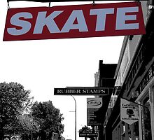 SKATE by jimmydeewon