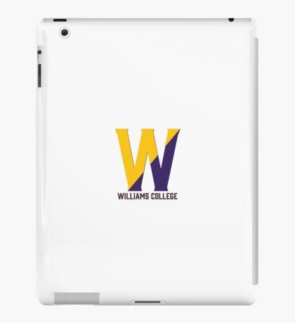 Williams W iPad Case/Skin