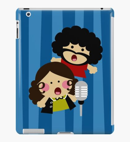 On Air iPad Case/Skin