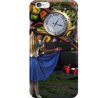 Go Ask Alice... iPhone Case/Skin