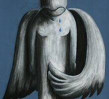 Weeping Angel by Paul Webster