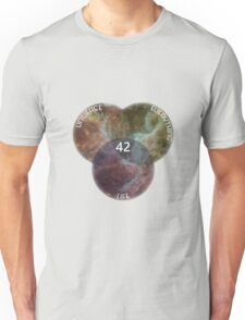 LifeUniverseEverything 42 Unisex T-Shirt