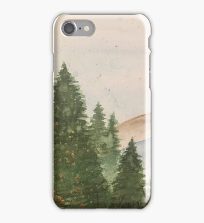 Forest Foliage iPhone Case/Skin