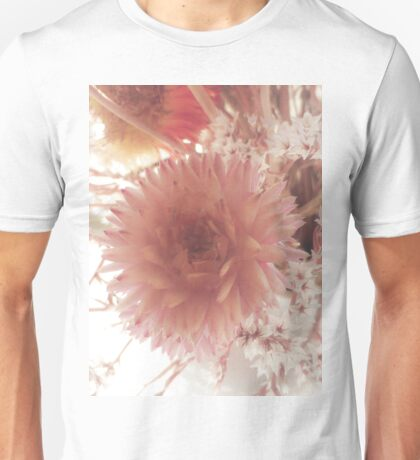 The Love of Flowers Unisex T-Shirt
