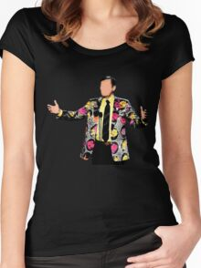 Craig Sager RIP  Women's Fitted Scoop T-Shirt