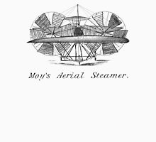 Moys Flying Machine - Aerial Steamer Unisex T-Shirt