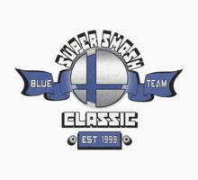 Super Smash Classic Blue Team by benlaverock