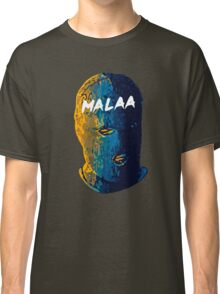 Malaa face art Classic T-Shirt