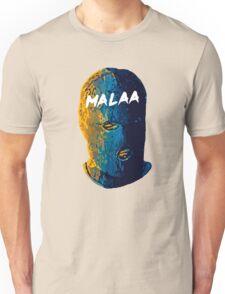 Malaa face art Unisex T-Shirt