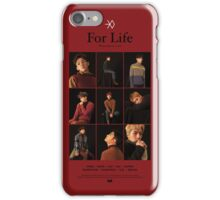 EXO - For Life (Winter Special / 2016) iPhone Case/Skin