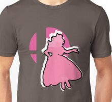 Peach - Super Smash Bros. Unisex T-Shirt