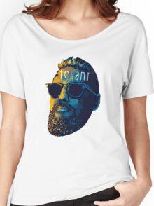 Tchami face art Women's Relaxed Fit T-Shirt
