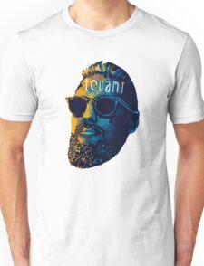 Tchami face art Unisex T-Shirt