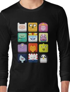 Adventure time! Long Sleeve T-Shirt