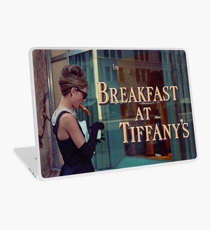 Breakfast at Tiffany's Title Screen Laptop Skin