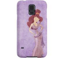 Hercules inspired design (Meg) Samsung Galaxy Case/Skin